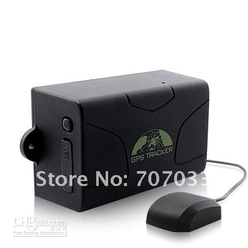 Tk104 Outdoor Vehicle Car GPS Tracker GPS Tracking System with 60 Days Standby Time 1.jpg