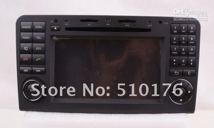 benz ML350 GL 350 DVD GPS 1.jpg